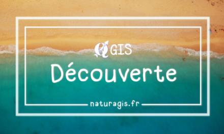 Votre premier aperçu de QGIS!
