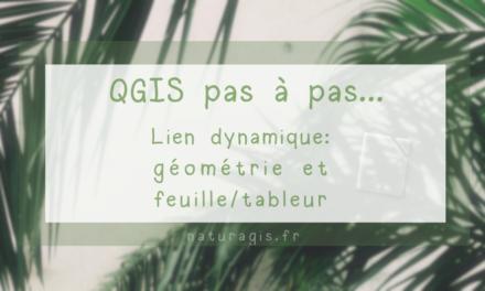 [Tuto] Ouvrir une feuille d'un tableur Calc automatiquement en cliquant sur une géométrie avec les actions de QGIS