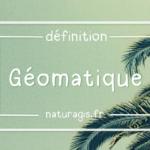 [Bases] Qu'est-ce que la géomatique?