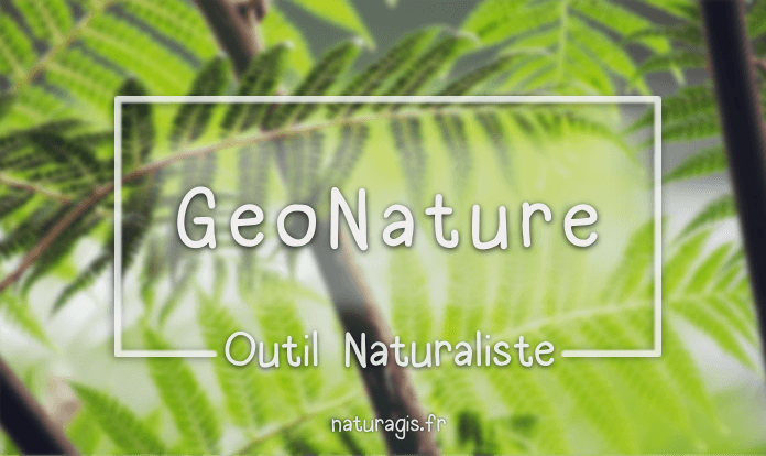 [Outils naturalistes] La suite d'applications web GeoNature
