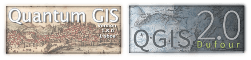 Le logiciel SIG libre gratuit QGIS QuantumGIS