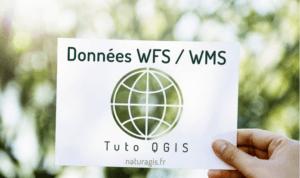 ajout couche données WMS WFS QGIS