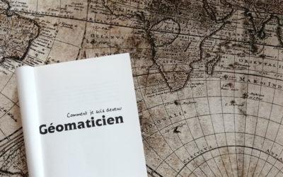 [Lecture] Comment je suis devenu géomaticien, F. de Blomac (dir.), 2009